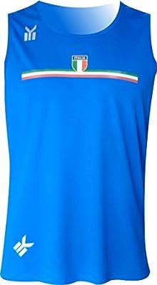 Ekeko Italia, Camiseta de Tirantes para Running, Atletismo y ...