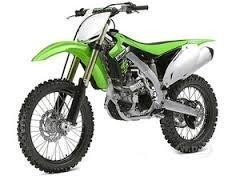 Kawasaki Motocross Bikes (NEWRAY KAWASAKI KXF 450 2012 MOTOCROSS BIKE DIECAST MODEL 1:12 57483 by New Ray)