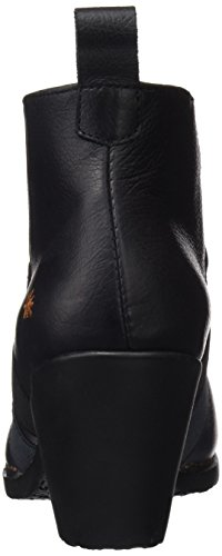 Art Memphis Boots Black Ankle Black 1240 Women's Genova rfqgCr