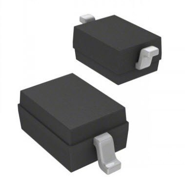 25pcs Hitachi Hyperabrupt Varactors RF Variable Capacitance Diodes HVU202A