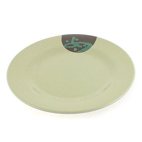 eDealMax de cuisine en plastique restaurant Vaisselle Assiette 11 pouces Dia