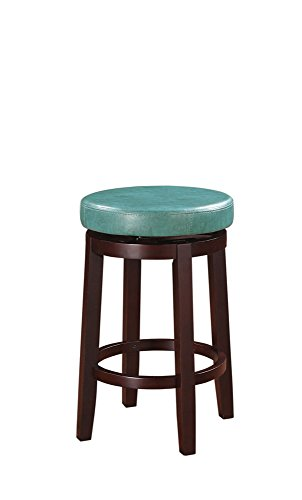 Linon Maya Counter Stool, 24