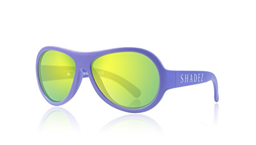 SHADEZ Kids Flex Frame Aviator Sunglasses 100% UV Protection for Baby, Children and - Sunglasses Are How Much