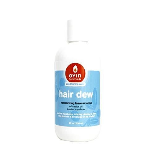 Oyin Handmade Hair Dew Daily Quenching Hair Lotion, 8.4 Ounce from Oyin Handmade