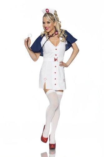 [Delicious Red Cross Cutie Costume, Multi, Large] (Joan Of Arc Costume Halloween)