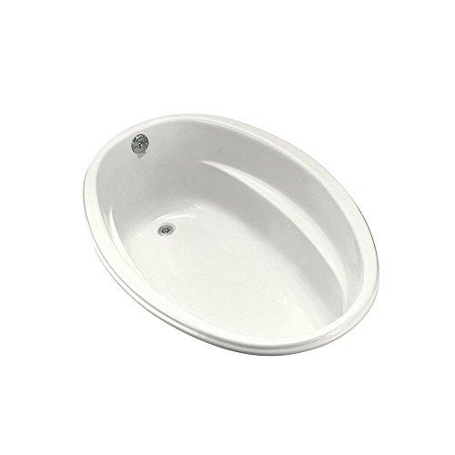 (KOHLER 1147-0 6040 Oval Bath, White)