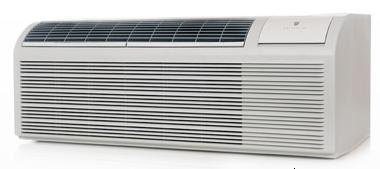 "Friedrich PDE15K5SG 42"" Packaged Terminal Air Conditioner with 14 500 BTU Cooling 17 000 BTU Heating 10.4 EER 230/208 Volts DiamonBlue Advanced Corrosion Protection and Washable Air Filter in"