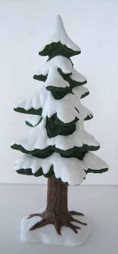 Heritage Pine Collection (Department 56 Heritage Village Collection PORCELAIN PINE LARGE 8.5