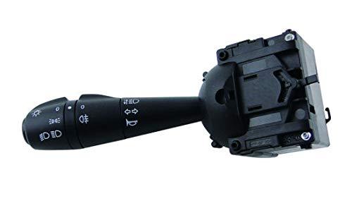 Commodo Compatible con Dacia Dokker Lodgy Logan Sandero Duster 8201167982 255408317R Renault Clio Symbol Control del Volante Pro-Plip
