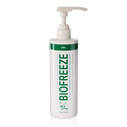 Pump Biofreeze - BIOFREEZE Gel 16-Ounce, Pump Bottle