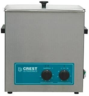 Crest 3/4 Gallon CP230HT Ultrasonic Heated Cleaner