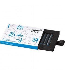 Cartridges Refill for Fountain Pens - Blue ()