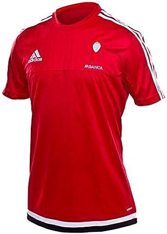 adidas 2ª Equipación Real Sociedad CF 2015/2016 - Camiseta Oficial, Talla XL: Amazon.es: Zapatos y complementos