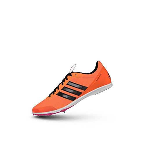 adidas distancestar w - Zapatillas de running para Mujer, Naranja - (NARBRI/NEGBAS/ROSIMP) 44