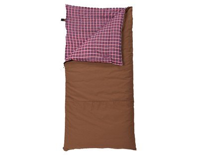Slumberjack Big Timber 20 Degree Long Right Hand Zip Sleeping Bag, Outdoor Stuffs