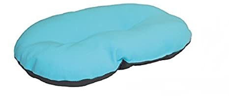 Croci c2178686 Camilla Cojín Fluo, Color Azul/Gris: Amazon ...