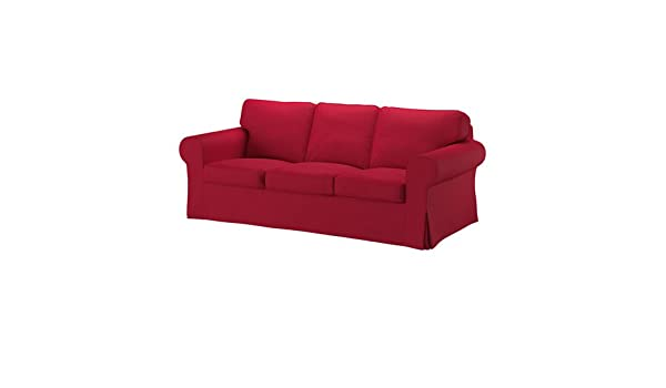 IKEA Big sofá, nordvalla rojo 16204.111117.142: Amazon.es: Hogar