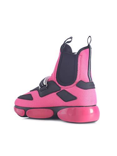 Synthétiques Fuchsia Baskets Montantes Prada 1t142lf0403knaf0o0h Fibres Femme qFTU0wzgn