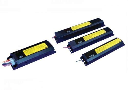 Constant Power LED Emergency Driver Ballasts, Provides 350 or 500MA Output, Flame Retardant, High-Impact Thermoplastic in Black Finish, 4.9 - 15 Lumens PerW