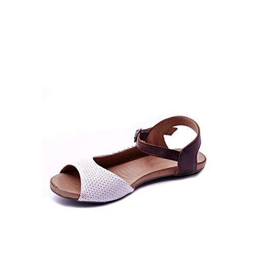 Lune Donna Bianco Autre Et L Sabot sandali 80r8zwq