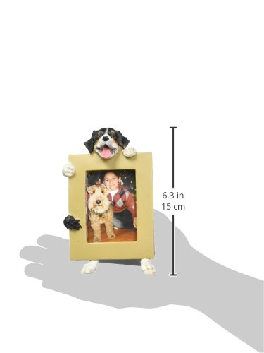 Bernese Mountain Dog 2.5'' x 3.5'' Dog Photo Frame