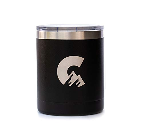 Coal Creek Supply Stainless Steel Vacuum Insulated Tumbler with Lid ()