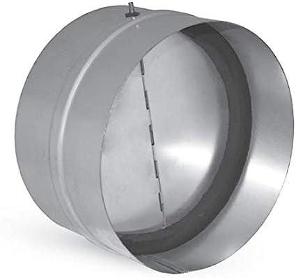 Porta-FLANGIA 100mm PER TUBI ARIA