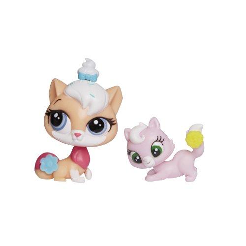 Littlest Pet Shop Pet Pawsabilities Sugar Sprinkles & Ripley