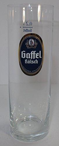 Gaffel Kolsh German Beer Glass