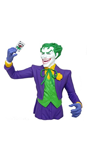 - DC Joker Bust Bank