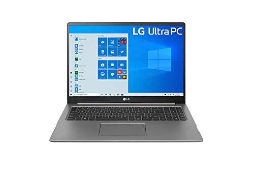 """LG Ultra PC 17 2020 Latest Lightweight Laptop I 17"""" WQXGA Retina Display I Intel 4-Core i5-10210U(>i7-8550U) I 16GB DDR4 512GB SSD I NVIDIA GTX 1650 BacklitKB Win 10 + Delca 16GB Micro SD Card"""