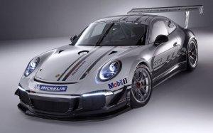 10 Porsche 911 Gt3 Cup - 2013 Porsche 911 Gt3 Cup 8X10 Photo