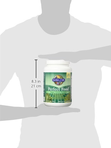 Garden of Life Whole Food Vegetable Supplement - Perfect Food Green Superfood Dietary Powder, 600g by Garden of Life (Image #11)