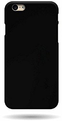 Cover Wala Vivo V5 Plain Black Hard And Stylish Back