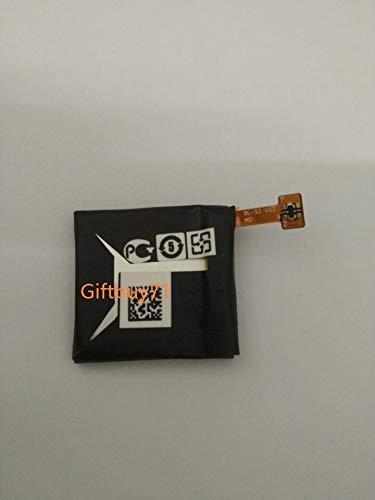 FidgetFidget New Battery for LG G Watch R W110, W150 Urbane Watch 410mAH
