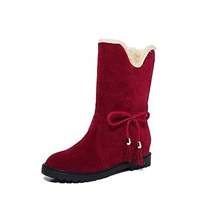 Amazon Com Dhmart 2019 Women Winter Shoes Women S Ankle Boots The 3