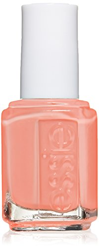 (essie Nail Color Polish, Pink Glove Service)