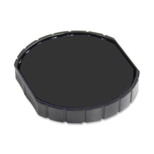 R40 BLACK Replacement Pad for Cosco 2000 Plus Printer R 40 Dater, R 40 Time & Date Stamps