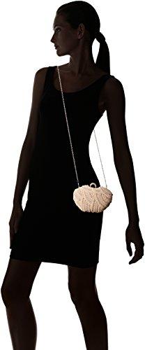 Damara - Bolso al hombro para mujer Small rosa - Champagne