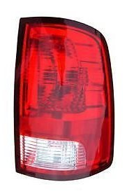 09 - 13 Dodge Ram 1500 Truck Passenger Taillamp Taillight 10 - 13 2500 and 3500