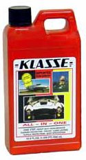 All-In-One Klasse Polish 10 oz (Best All In One Car Polish)
