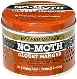 No-Moth Closet Hanger 14 Oz