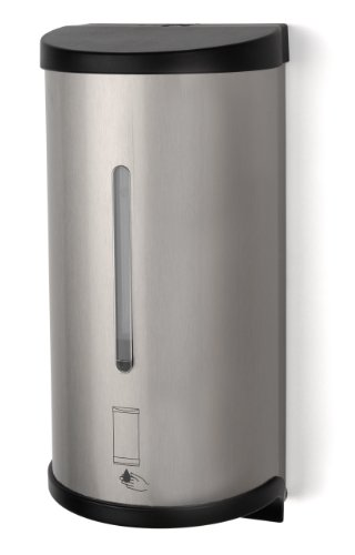 Palmer Fixture SE0800-09 Electronic Bulk Soap Dispenser, Brushed Stainless