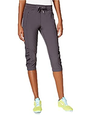 Performance Cropped Active Pants Charcoal X-Large