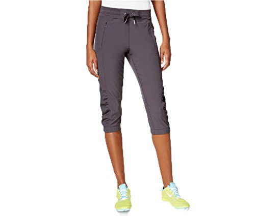 Calvin Klein Performance Cropped Active Pants Charcoal X-Large
