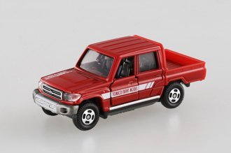 TOMY [Tomica] Event Model 2015 No.11 Toyota Land Cruiser Tomica Expo (The Best Land Cruiser Model)