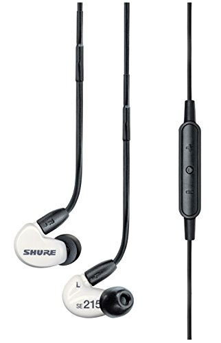 Shure SE215m Isolating Earphones Microphone product image