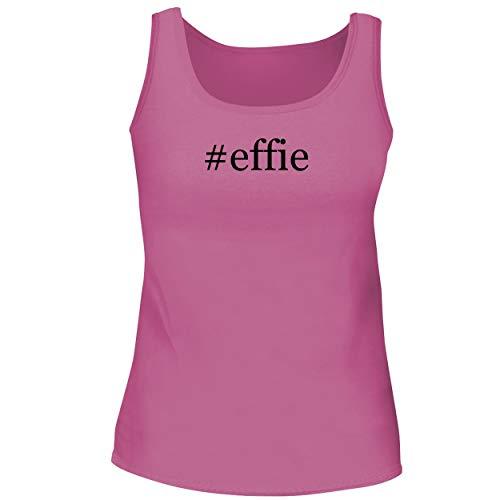 BH Cool Designs #Effie - Cute Women's Graphic Tank Top, Pink, -