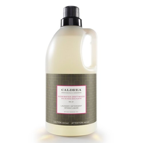Caldrea Rosewater Driftwood Laundry Detergent 64oz - Natural Bath Body USA 19330-CAL