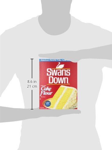 Swans Down  Regular Cake Flour, 32-Ounce Boxes (Pack of 8) by Reily Foods (Image #7)